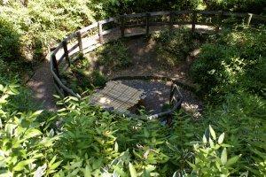 Maimaizu Well, Hamura City
