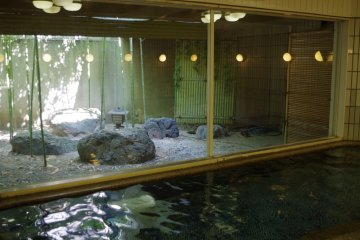 Nice view of traditional Japanese landscape design