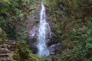 Hossawa Falls, Hinohara Village