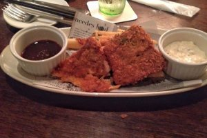 Tokyo, Fish & Chips