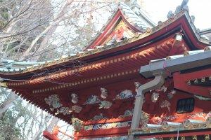 Yakuo Temple Mt Takao