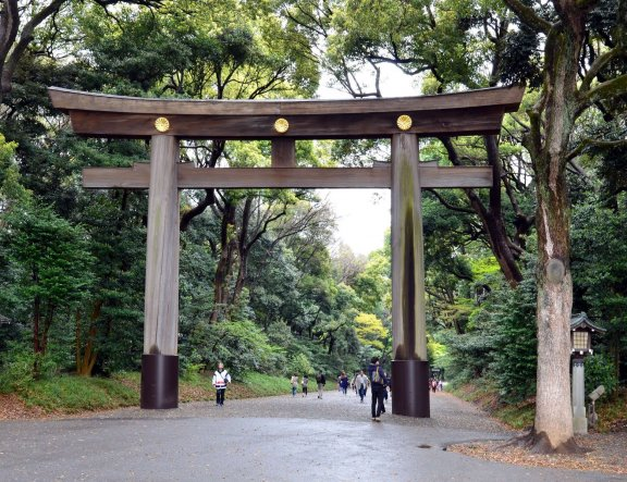 Top 5 Attractions around Meiji Jingu