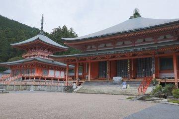 Amida Hall (Todo) at Hieizan Enryakuji Temple