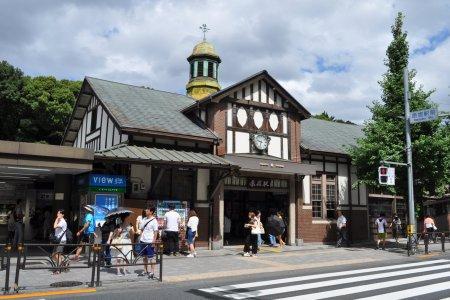 Harajuku Station to Be Closed Down