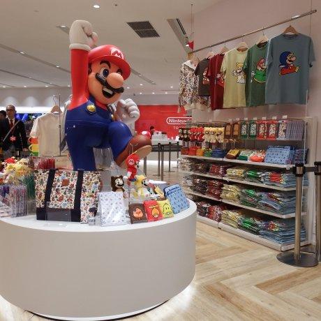 Nintendo TOKYO: A Primeira Loja Oficial da Nintendo no Japão