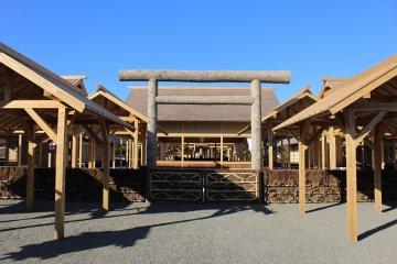 Daijokyu Complex: Public Viewing