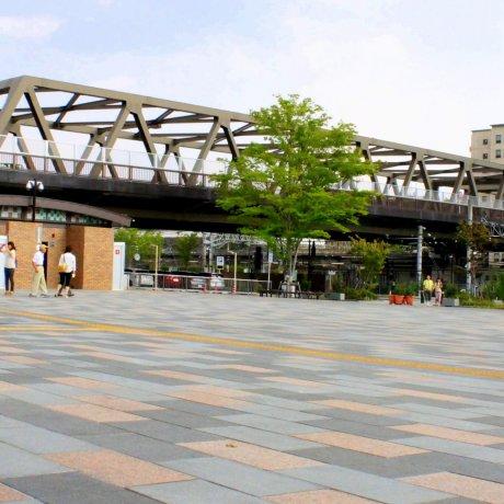 Kofu and Minami-Kofu Stations