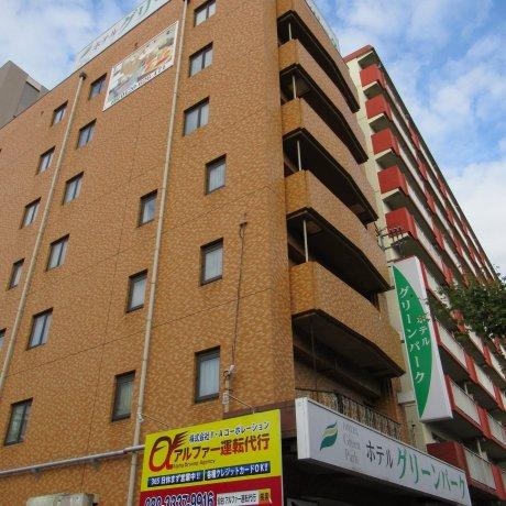 Hotel Green Park Sendai