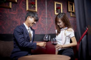 Enjoy time with a chat partner