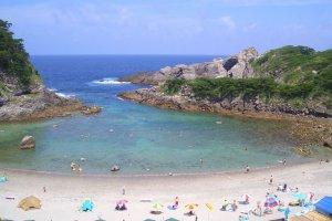 Tomari Beach, Shikinejima Island