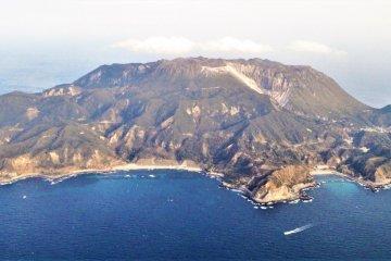 Tokyo's Kozushima Island
