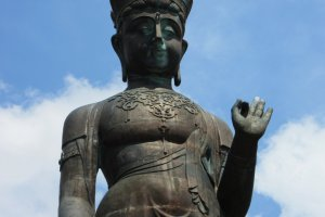 Kannon - the goddess of mercy