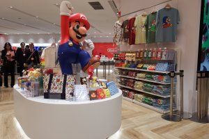 Nintendo Tokyo is also in on the fun!