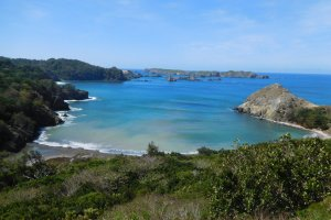 Ocean views, Chichijima Island
