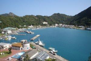 Futami Port, Chichijima Island