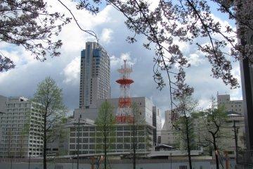 Хиросима была заново отстроена после Второй мировой войны