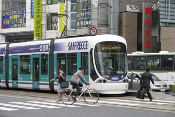 Трамвай Хиросимы
