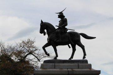 Основатель Сендая - Датэ Масамунэ