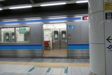 Поезд Сендая