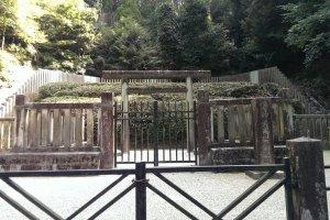 Grave of Emperor Go-Murakami