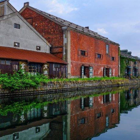 小樽運河の世界