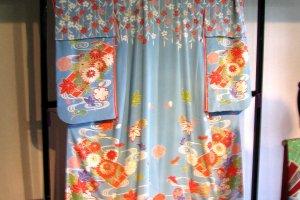 Кимоно для спектакля Мияко Одори в Киото