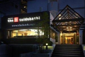 "Отель ""the b suidobashi"""