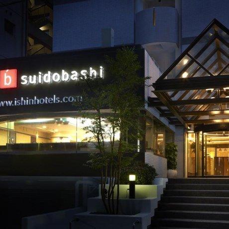 "Отель в Токио ""the b suidobashi"""
