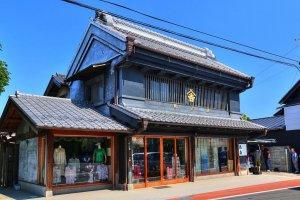 Antique shop house