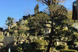 Asama Shrine fujizuka