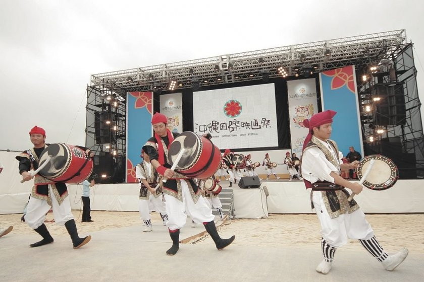 Cultural performances at the event