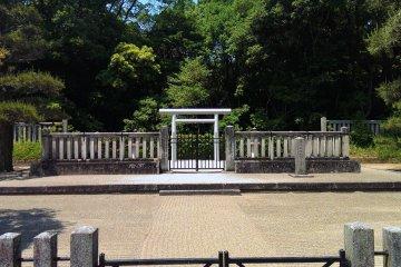 Tomb of Emperor Suizei