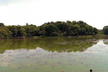 Fukada-ike Pond