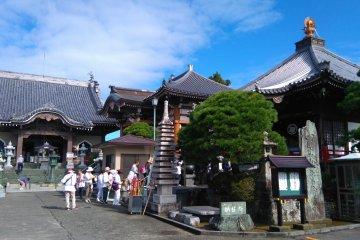 Temple views