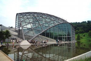 Gunma Insect World's Greenhouse