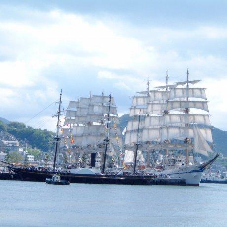 Nagasaki Tall Ships Festival