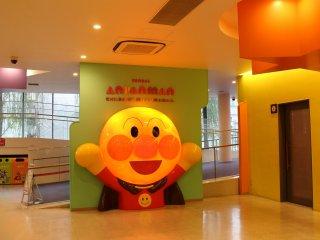 Anpanman Museum, Sendai