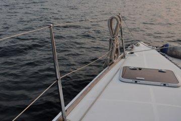 คุณสามารถนำอาหารและเครื่องดื่มมาทานบนเรือ