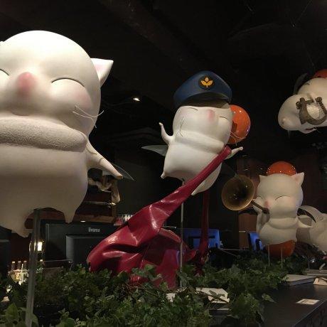 Eorzea Cafe: Akihabara and Osaka