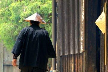 เดินป่าระหว่างเมืองมะโกะเมะกับซึตมะโกะ