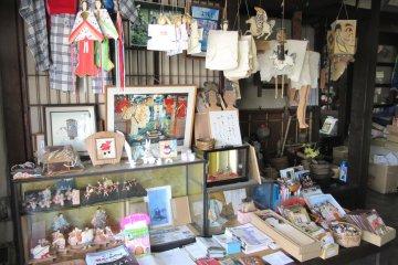 Мои любимы места Японии. Магазинчики