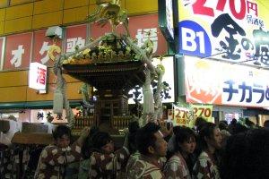 Ikebukuro Festival, Tokyo