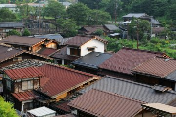 View of the town from Kotoku-ji