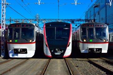The Toei Asakusa Line