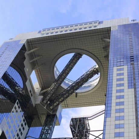 Umeda Sky Building in Osaka