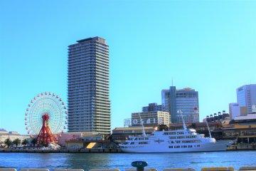 Kobe Port and Mosaic Mall