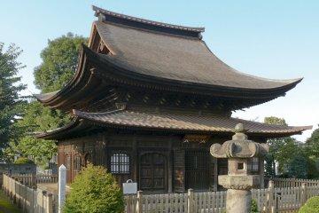 Shofuku-ji Temple's Jizo Hall, Higashimurayama City