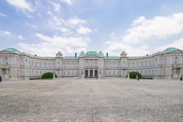 Tokyo's National Treasures - Buildings