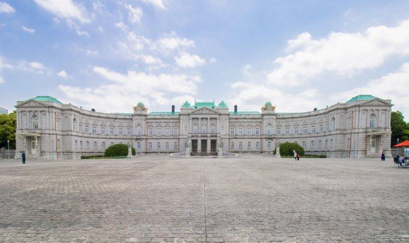 Akasaka Palace,Tokyo