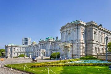 Akasaka Palace, Tokyo